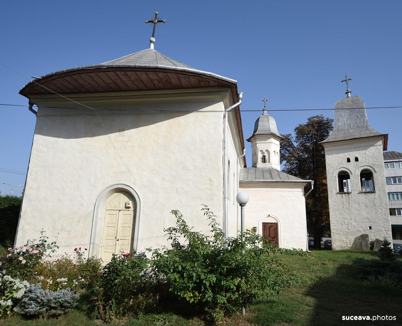 Biserica Sfânta Cruce (Suceava)