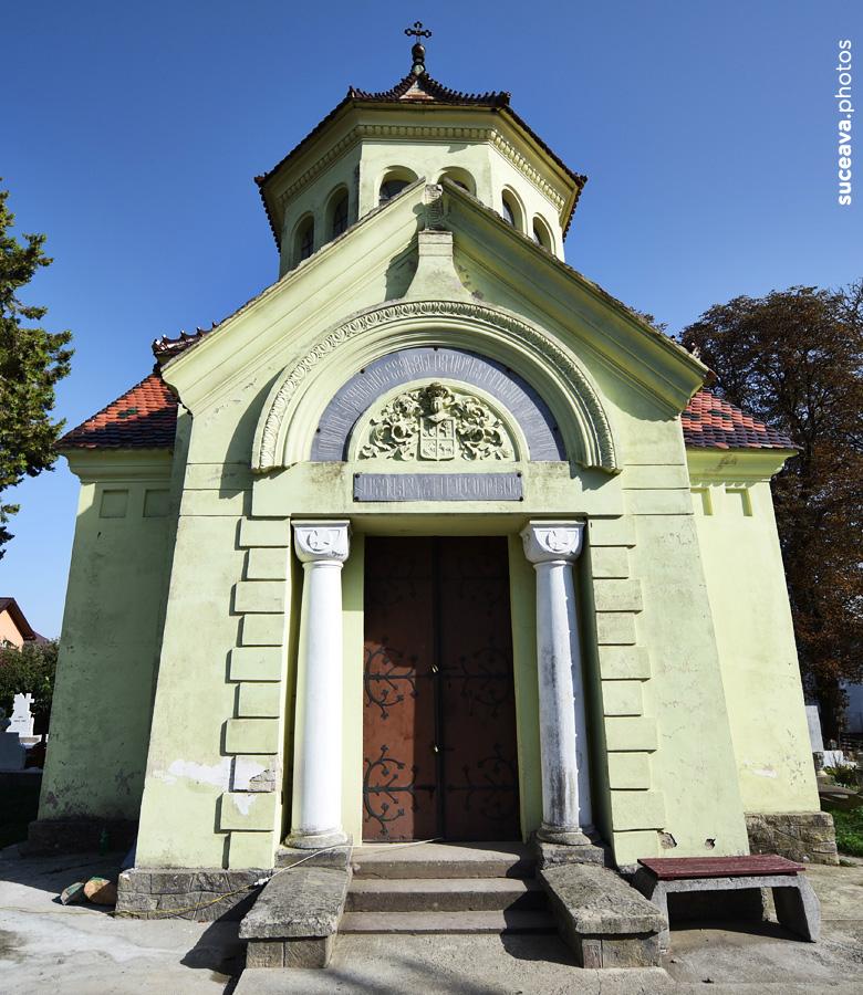 Capela Pruncul (Suceava)