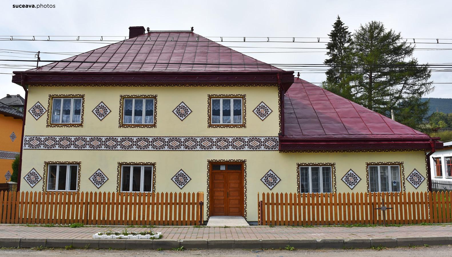 Muzeul Etnografic al Comunei Ciocănești (Ciocănești)