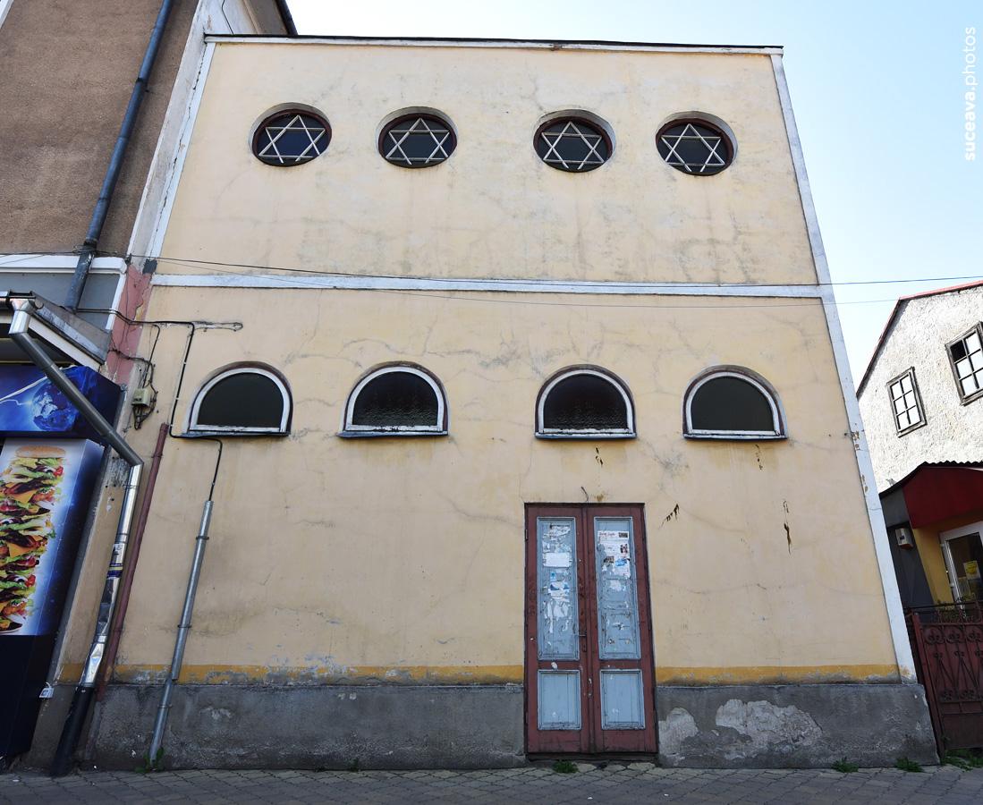 Sinagoga (Vatra Dornei)