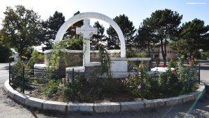 Monumentul în memoria tuturor eroilor, ostașilor și luptătorilor români din toate timpurile (Suceava)
