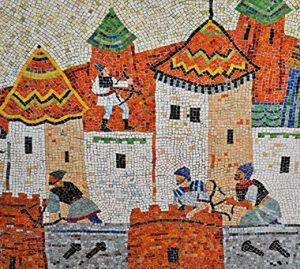Mozaicuri parietale