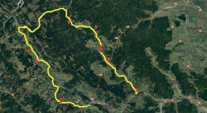Pojorâta · Izvoarele Sucevei · Brodina de Jos · Moldovița · Vama