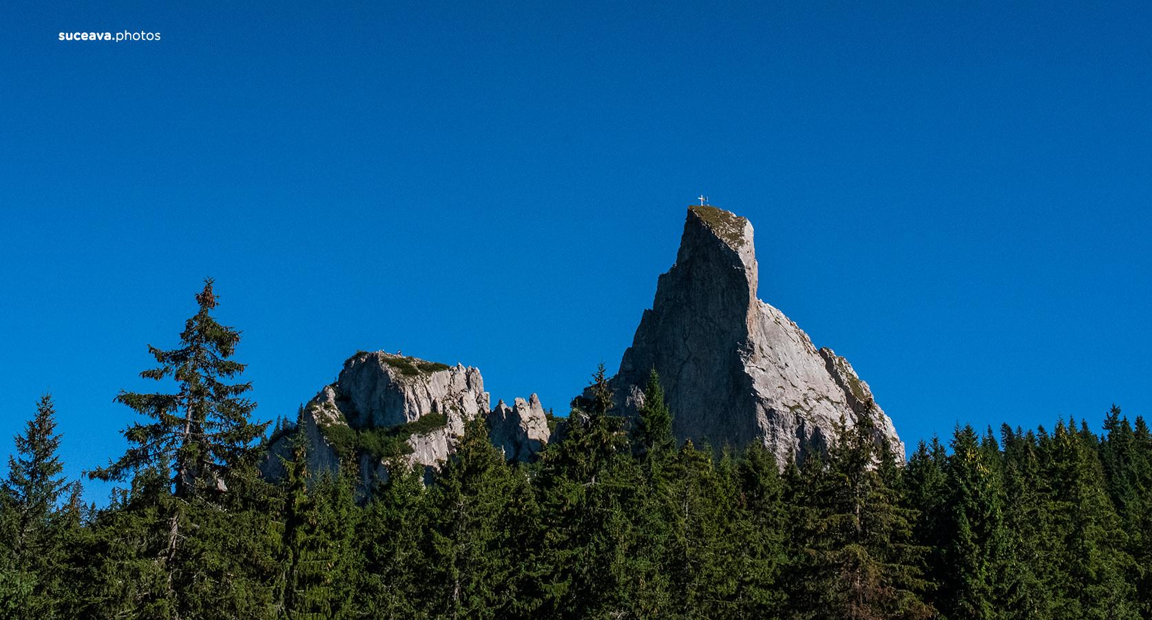 Trasee de drumeție din Munții Rarău